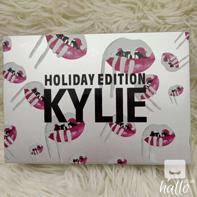 Kylie Jenner lip gloss Holiday Christmas Edition 3 Image