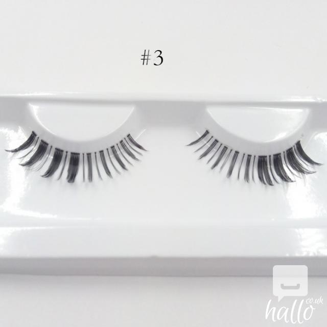 Huda False Eyelashes Eyelash Extensions handmade 5 Image