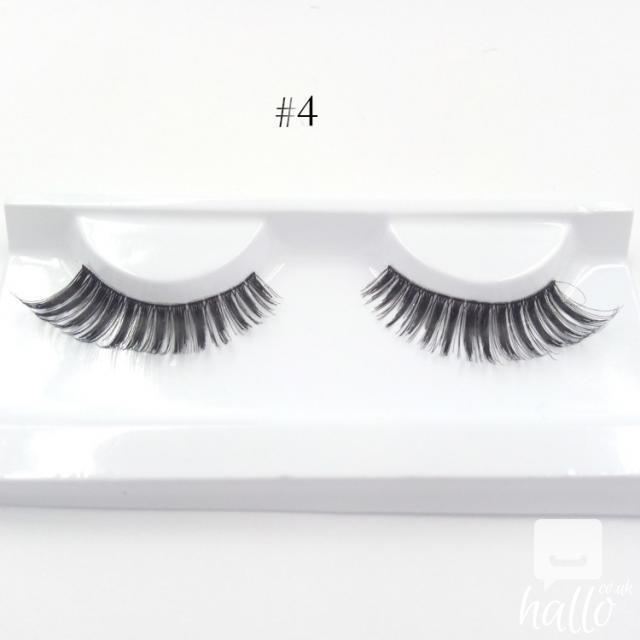Huda False Eyelashes Eyelash Extensions handmade 6 Image