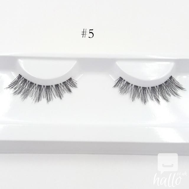 Huda False Eyelashes Eyelash Extensions handmade 7 Image