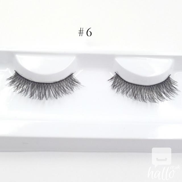 Huda False Eyelashes Eyelash Extensions handmade 8 Image