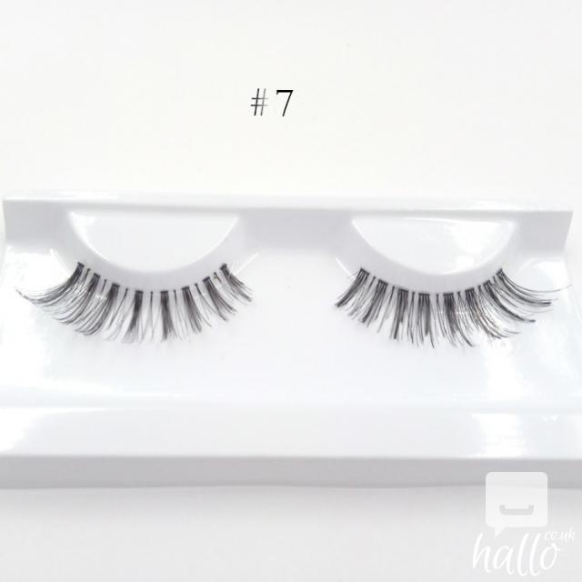 Huda False Eyelashes Eyelash Extensions handmade 9 Image