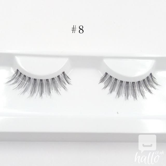 Huda False Eyelashes Eyelash Extensions handmade 10 Image