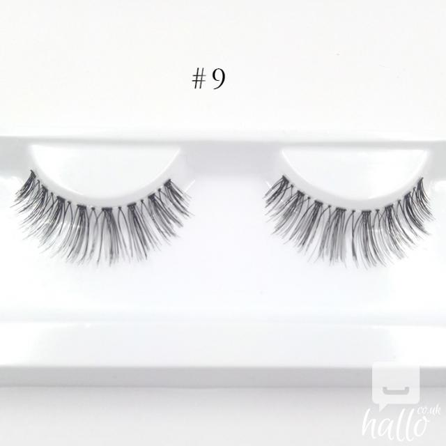 Huda False Eyelashes Eyelash Extensions handmade 11 Image