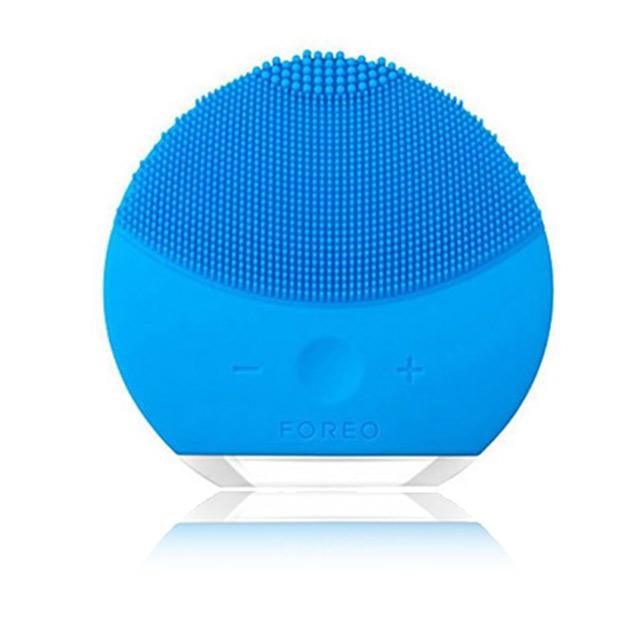 LUNA mini2 Electric Facial Brush Cleaner Mini Silicone 5 Image