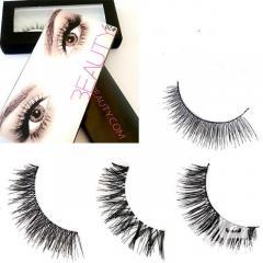Huda False Eyelashes Eyelash Extensions Handmade