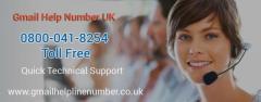 Gmail Contact Helpline Number UK