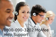 Best McAfee Customer Service provider in UK