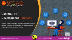 custom php development company