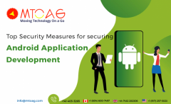 Security Measures for securing Android Application Deve