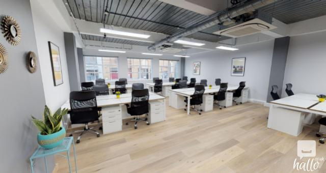 Professional, affordable office space in Shoreditch 3 Image