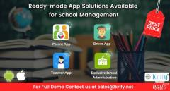 Online School Management System Apps for Ready Purchase