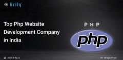 Top Php Website Development Company In India