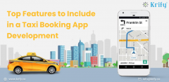 Top Features To Include In A Taxi Booking App De