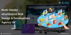 Multi-Vendor Ecommerce Web Design & Development