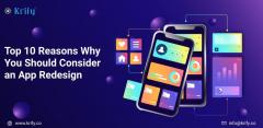 Top Reasons Why You Should Consider An App Redes