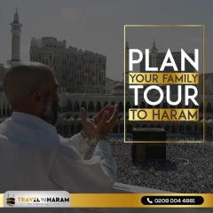 Hajj And Umrah Services From Uk - Travel To Hara