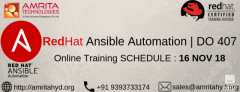 Learn Red hat Ansible Automation by Red hat Trainer