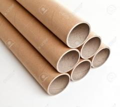 Decorating Cardboard Tubes  Curran Packing Company