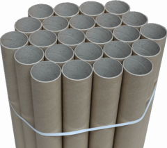 Reinvent Your Large Diameter Cardboard Tubes