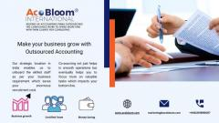 Reliable Cosourcing Partner for accounting Outsourcing