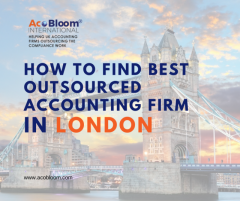 Best Outsourced Accounting Firm in London
