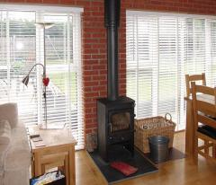 Flue Liner For Wood Burner