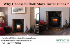 Why Choose Suffolk Stove Installations