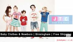Baby Girls Clothes  -  jtcbabywear,uk