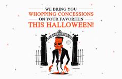 Halloween horror night deals