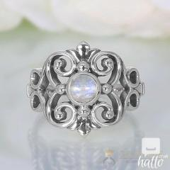 Moonstone Ring Historical Tale
