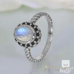 Moonstone Ring Modest Lure
