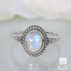 Moonstone Ring Humble Siren