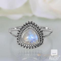 Moonstone Ring Prism Light