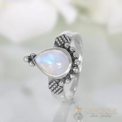 Moonstone Ring Zesty Vision-GSJ