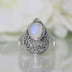 Moonstone Ring  Traditional Tale-GSJ
