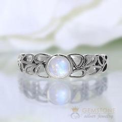 Moonstone Ring Alluring Bundle-GSJ