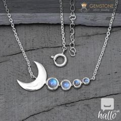 Moonstone Necklaces - Cupid Moon