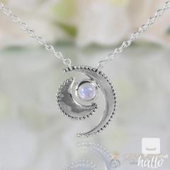 Moonstone Necklace - Wild Moon
