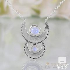 Moonstone Necklace - Cycle Of Luna