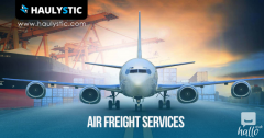 Global Air Freight Forwarders & Air Logistics