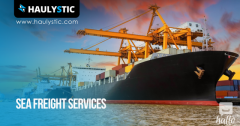 Sea Freight Forwarders Uk - Shipping Services