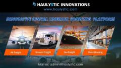 Haulystic  Digital Freight Forwarder & Supply Ch