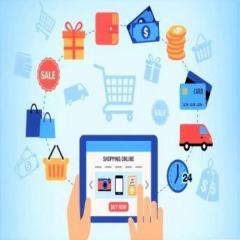Global E-Commerce Logistics & Digital Supply Cha