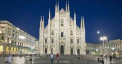 Enchanting beauty of Lake Como to fashionable Milan
