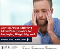 Appeal Against Civil Penalty Notice