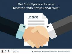 Tier 2 Sponsor Licence Application