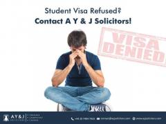 Tier 4 Student Visa Application Refused