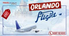 Book Cheap Flights Tickets to Orlando from London