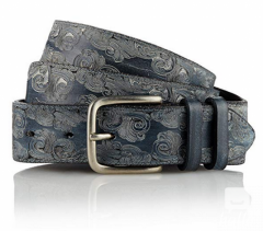 Handcrafted Luxury Italian Leather Artisan Belt